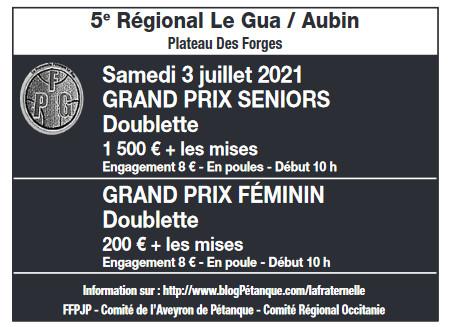 Régional Le Gua