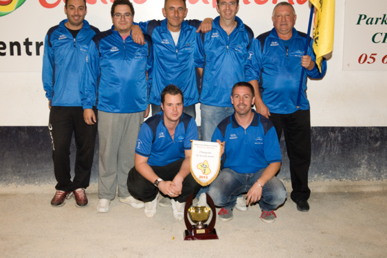 AGNAC PC Champion division I