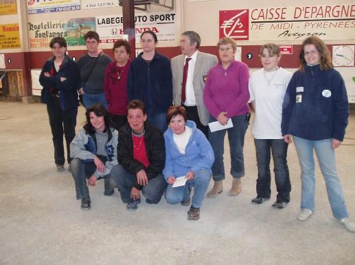 Journée des féminines du 25 mars 2007 à Rodez