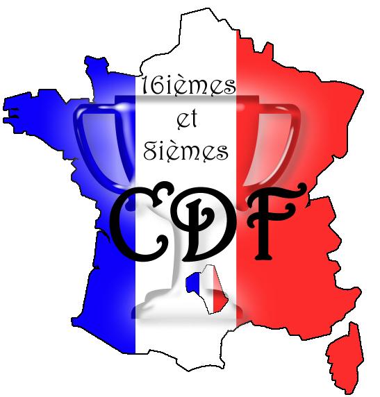 Coupe de France 16 et 8ièmes (màj23/02)