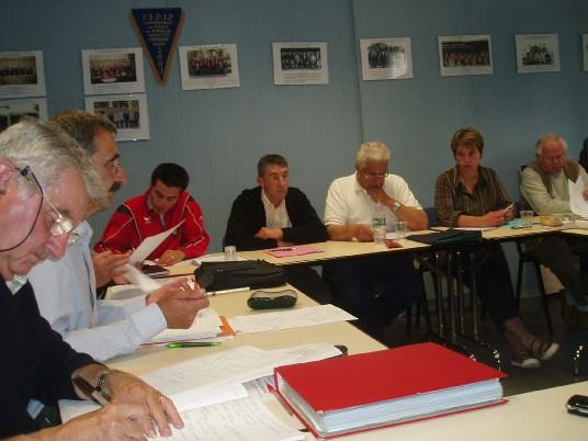 Réunion du Comité de Direction le 1er juin 2007 au Siège