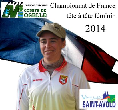 Nelly MARCILHAC (Comité de l'Aveyron)