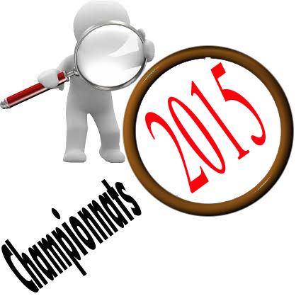 Championnats individuels 2015