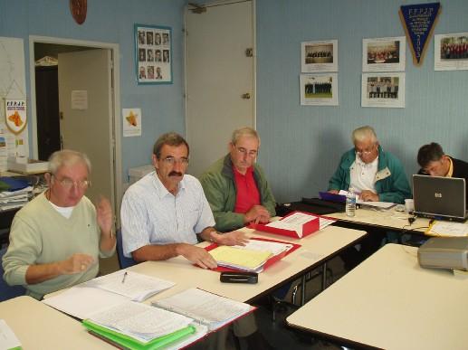 Compte rendu du Pré-Congrés du 13 octobre 2007 à Onet le Château