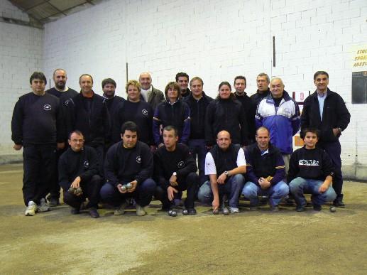 Le groupe Villefranchois en déplacement à Mazamet