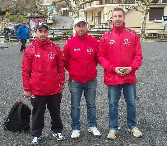 Qualificatif Ligue Triplette