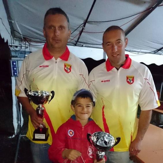 Championnat d'Aveyron Doublette