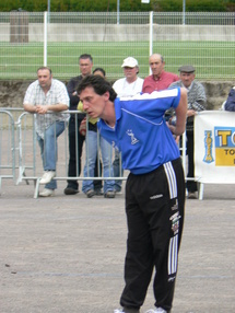 Thierry Férés (JP Capdenac)