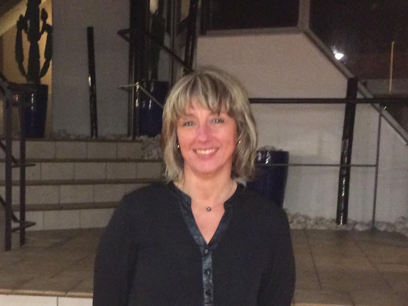 Fabienne Gladin élue à la FFPJP