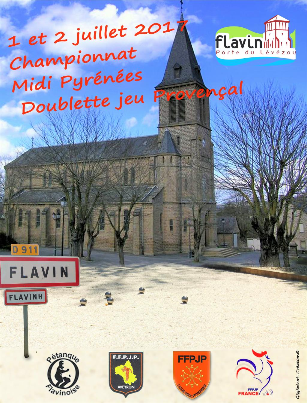 Doublette JP Midi Pyrénées
