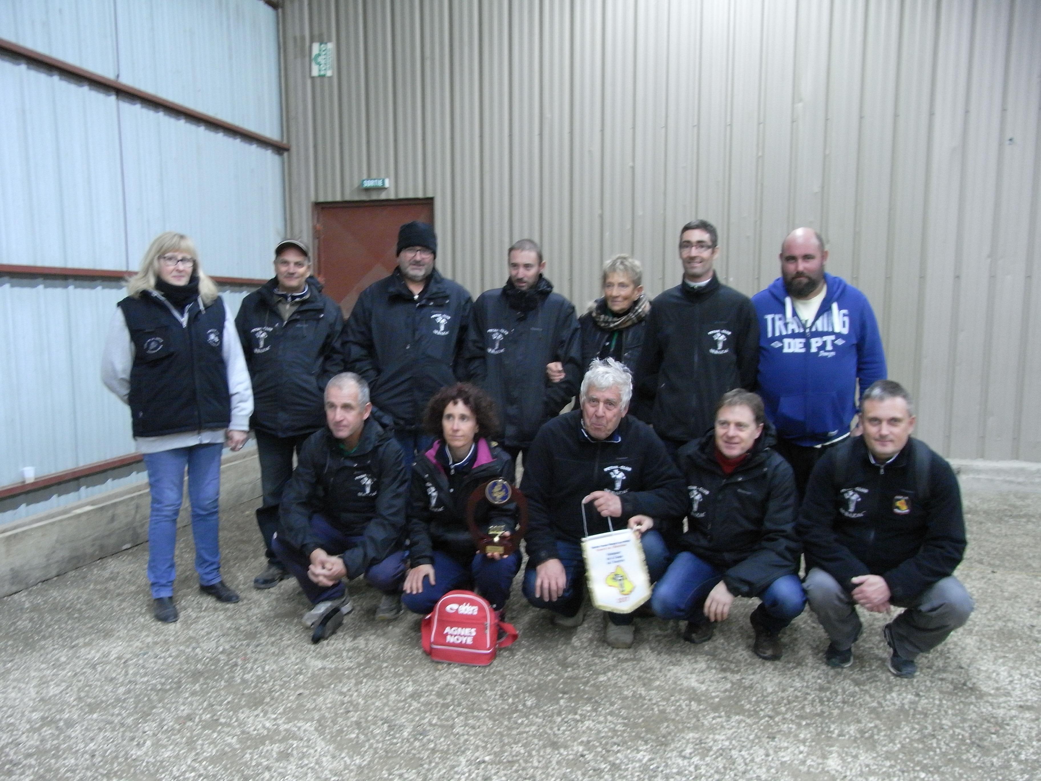 Finales Coupe d'Aveyron Coupe du Comité