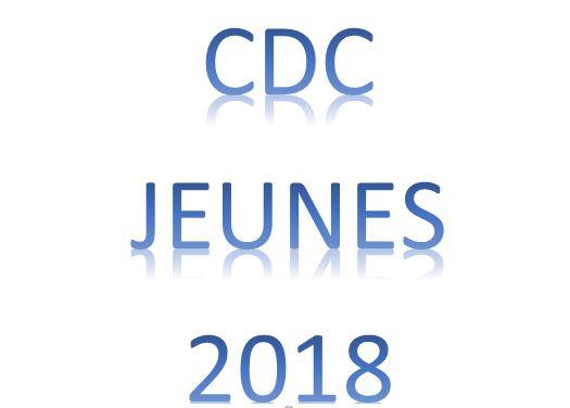 CDC Jeunes 2018