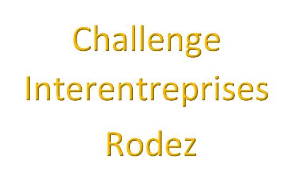 Challenge Interentreprises Rodez