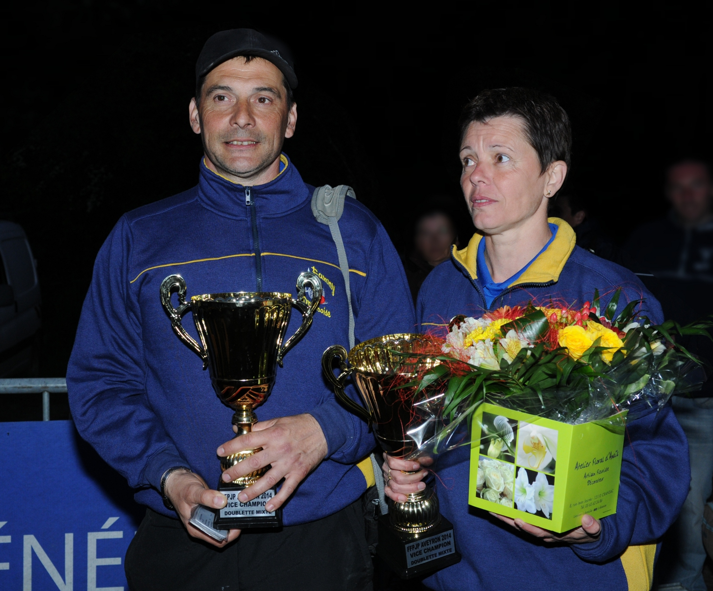 Patrick et Dominique BOS (photo JC Savoyant)