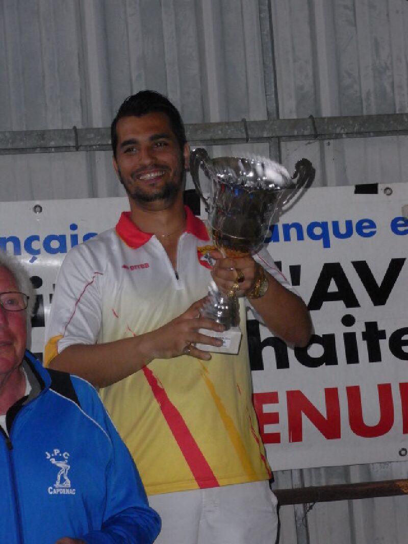 Samuel Santos Champion 2014
