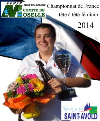 Aurélie BORIES (Ligue Midi-Pyrénées)