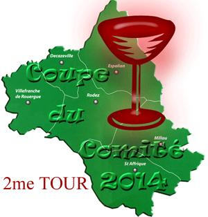 Coupe des clubs (3me tour) et du comité (2me) (màj23/06)