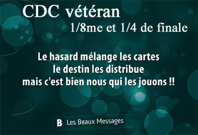 CDC vétéran 2014 phases finales (màj26/10)