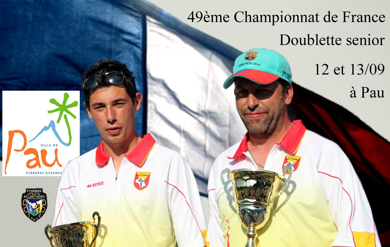 Dorian et Julien GUILHEM (P. Villefranchoise)