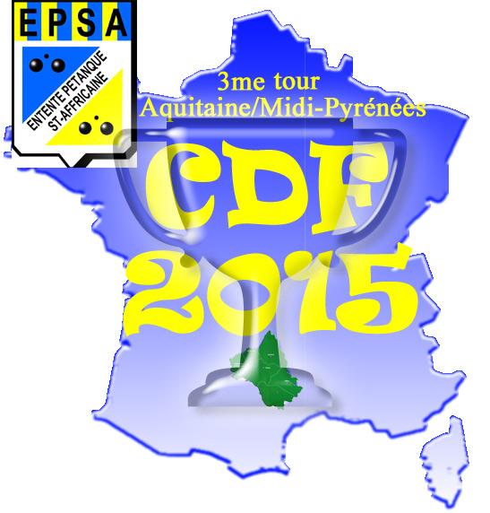 Coupe de France 3me Tour