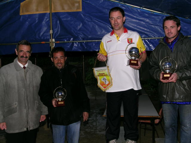 Didier Goncalves  Champion 2008