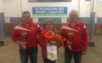 Coupe triplette mixte vétérans