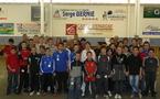 Journée sélection des Jeunes 1 mars 2009 à Rodez