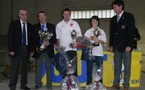 Caroline Leblond - Fabrice Caulet Champions de Ligue 2009