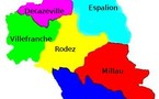 Les Districts du département