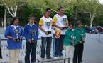 Championnat de l'Aveyron finale doublette juniors les 29/30 avril à Millau 2006
