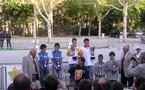 Championnat de l'Aveyron finale doublette minimes les 29/30 avril 2006 à Millau