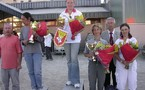 Championnat Aveyron finale tête à tête féminines le 20 mai 2006 à Rodez St Eloi