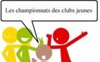 """Championnats des clubs """"jeune"""" (màj16/03)"""