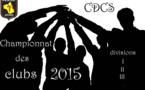 CDCS 2015 Div I, II et III