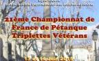 21me Championnat de France Triplette vétéran (màj14/06)