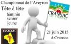 Championnat de l'Aveyron Tête à tête (màj02/07)