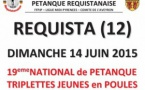 19me national jeune Réquista