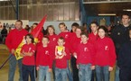 L'Ecole Marcel Rolland des Quatre-Saisons au championnat de Ligue à Colomiers 2007