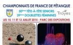France Doublette féminin et Tête à tête masculin (màj12/07)