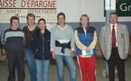 Journée des Féminines le 30 mars 2008 à Rodez St Eloi
