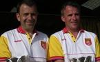 Championnat Aveyron doublette les 3 et 4 mai 2008 à Réquista