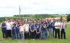 Rencontre interdepartementale du 2 juin 2008 à St Urcisse (Tarn)